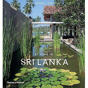 Zu Hause in Sri Lanka