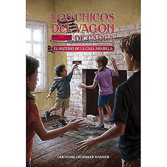 El Misterio de La Casa Amarilla (spansk versjon) (Boxcar barn mysterier)