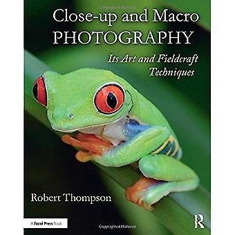 Gros plan et macrophotographie: son Art et les Techniques de maniement