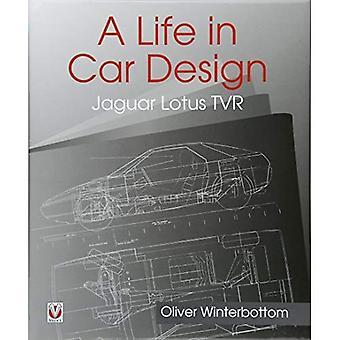 Een leven in auto Design - Jaguar, Lotus, TVR