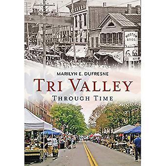 Tri Valley Through Time (America Through Time)