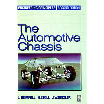 Automotive Chassis Engineering Principles by Reimpell & Jornsen