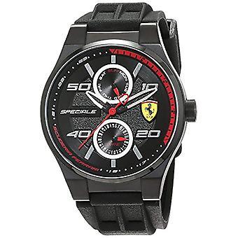 Quartz analogue watch, men's Scuderia Ferrari, 0830356