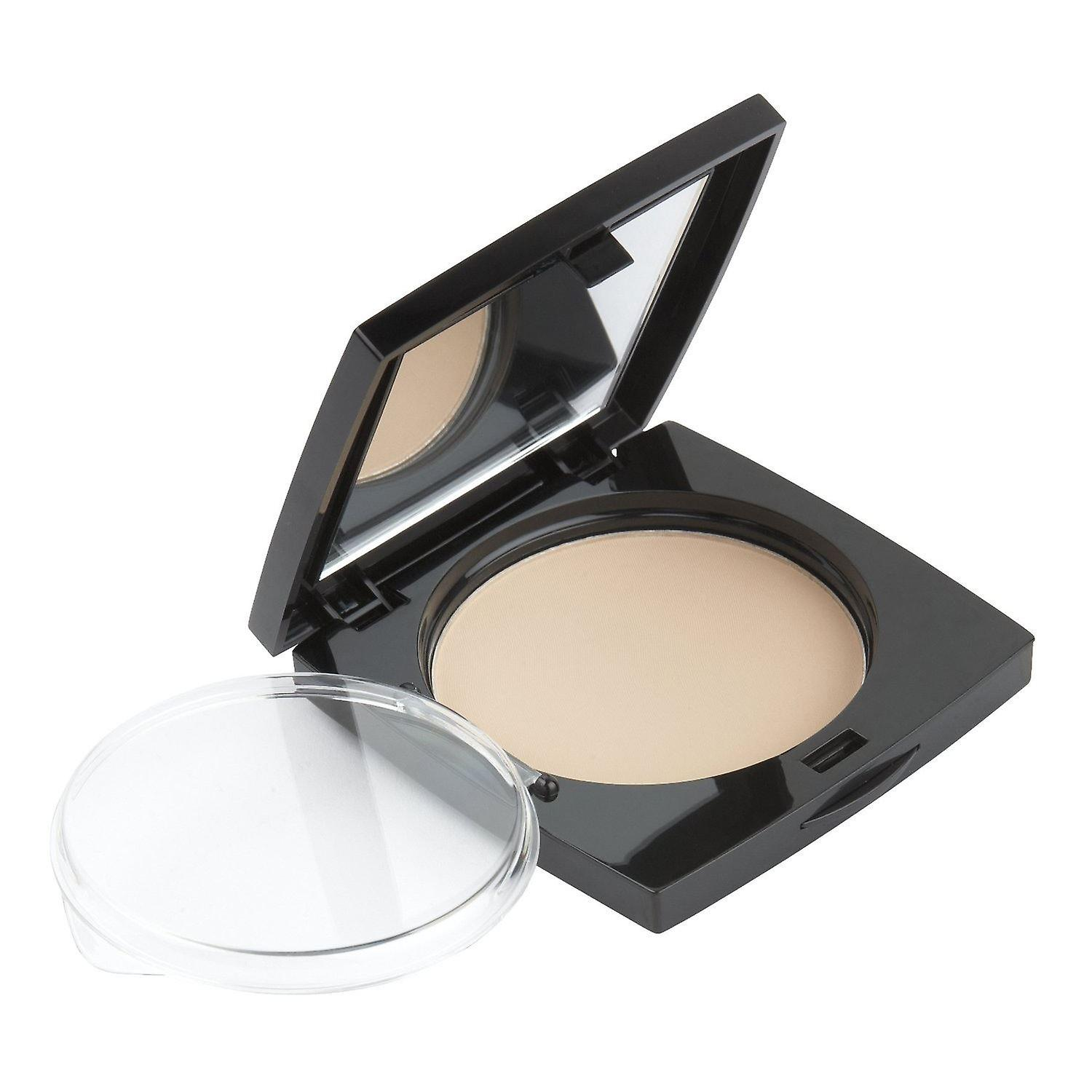 HD BROWS Foundation Pressed Mineral Powder Compact Shade No 2: Light