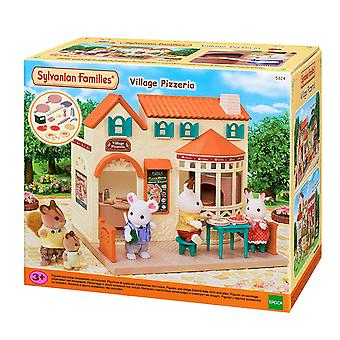 Sylvanian Families 5324 dorp Pizzeria
