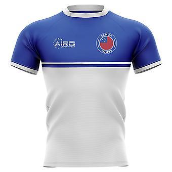 2020-2021 Samoa Training Concept Rugby Shirt