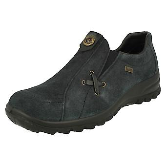 Damen Rieker Casual Slip-on Schuhe L7171