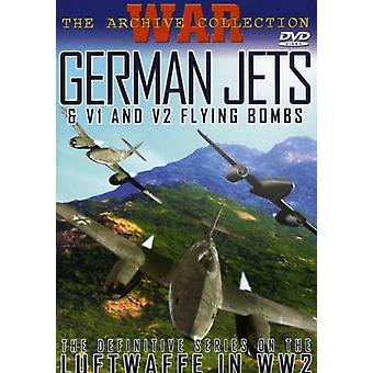 Vol. 1-2-Flying Bombs of WW2 [DVD] USA import