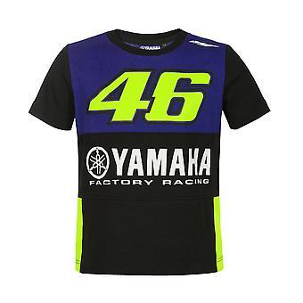 MotoGP Valentino Rossi Kids Yamaha T-Shirt | 2019 Season