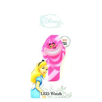 Disney Alice in Wonderland Cheshire Cat LED Watch