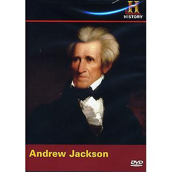 Andrew Jackson [DVD] importação EUA