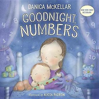 Goodnight - Numbers by Danica McKellar - 9781101933817 Book