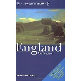 Traveller's History of England by Daniel Christopher - 9781905214310