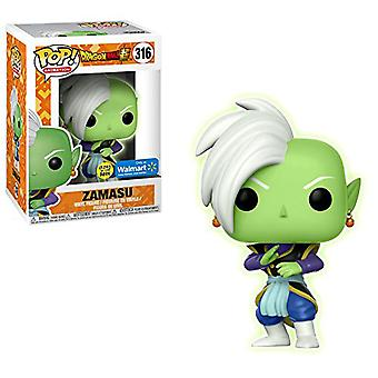 Dragon Ball Super Zamasu Glow US Exclusive Pop! Vinyl