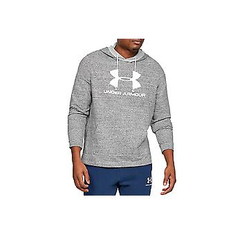 Under Armour Sportstyle Terry Logo Hoodie 1348520-112 Mens sweatshirt
