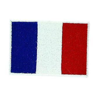 الكثير من 5/10/25/50..Patch Ecusson برود العلم فرنسا فرانسثيركولانت 7X5