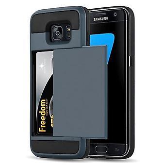 Coque Cadorabo pour Samsung Galaxy S7 EDGE Safe Hybrid