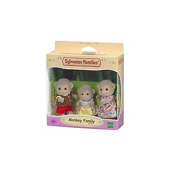 Sylvanian Families Monkey Family 5214