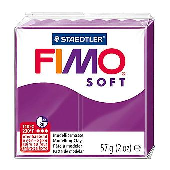 Fimo Soft Modelling Clay, Purple Violet, 57 g