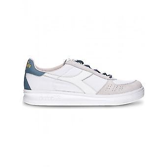 Diadora Heritage - Shoes - Sneakers - B_ELITE_CS_C6338 - Men - white,blue - 10.5