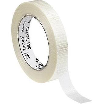3M KT-0000-4036-2 Filament tape Tartan™ 8954 Transparent (L x W) 50 m x 50 mm 1 Rolls