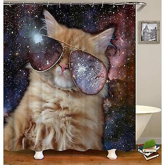 Tenda doccia Galaxy Shades Cat