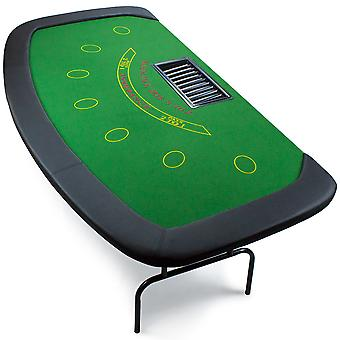 7 Player + Dealer BlackJack Table