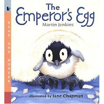 The Emperor's Egg - Read and Wonder Book