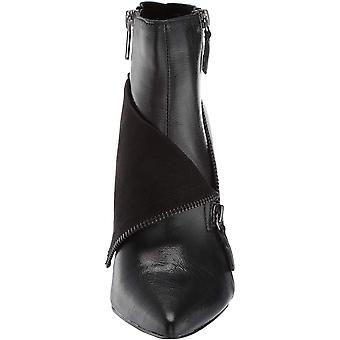 Fergie Womens ADMIRE Fabric Pointed Toe Ankle Fashion Boots