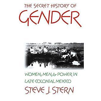 A história secreta do gênero: mulheres, homens e poder no final do México colonial