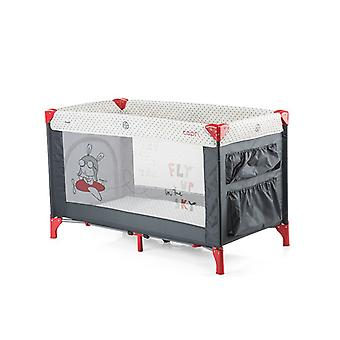 Chipolino travel bed and stable Capri 2018, side entrance, side pockets