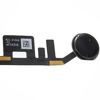 Home Button Flex Cable for iPad 2018 (A1893 / A1954) - Black