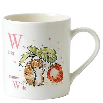 Beatrix Potter W Timmy Willie Mug