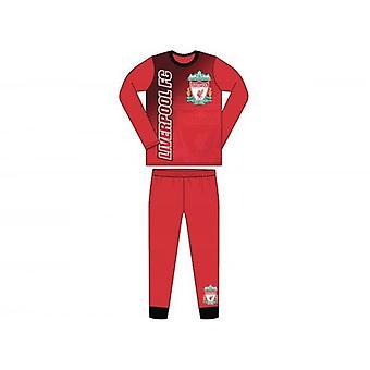 Liverpool FC para crianças/crianças pijamas