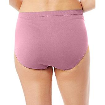 Bali Women's Comfort Revolution Microfiber, Terracotta Pink, 7