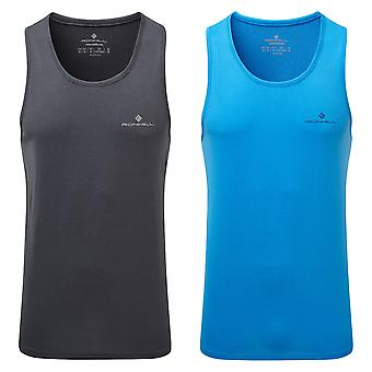 Ronhill Mens 2020 Everyday Lightweight Moisture Wicking Breathable Running Vest