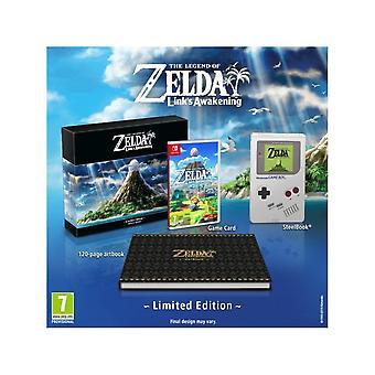 The Legend of Zelda The Legend Of Zelda Links Awakening Collector's Edition
