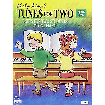 Tunes for Two (Duets), Bk 1: Level 1 (Schaum Publications Tunes for Two)