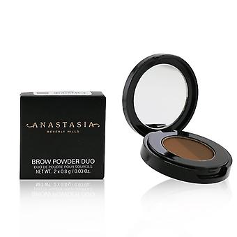 Anastasia Beverly Hills Brow Powder Duo - # Auburn - 2x0.8g/0.03oz