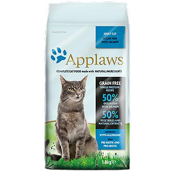 Applaws Food for Cats Ocean Fish with Salmon (Cats , Cat Food , Dry Food)
