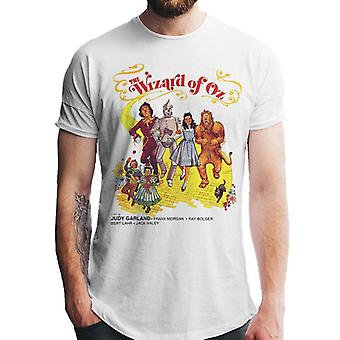 The Wizard Of Oz Unisex Adults Poster Design T-Shirt