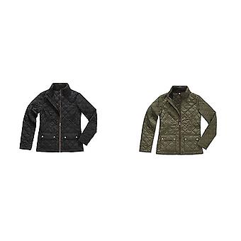 Stedman Womens/Ladies Active Quilted Jacket