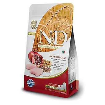 Farmina N&D Low Ancestral Grain Starter Puppy Chicken and Pomegranate