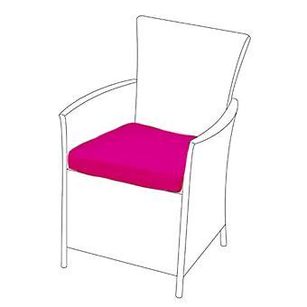 Gardenista� | Garden Replacement Seat Cushion for Garden Rattan Chair Outdoor Patio Furniture (6Pcs, Pink)