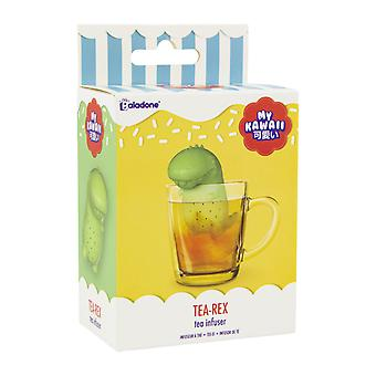 Tearex Tea Infuser Leaf Loose Herbal Drink Soft Silicon améliore la saveur