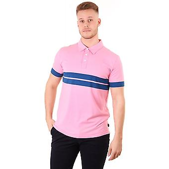 PS Paul Smith Reg Fit Striped Ss Polo