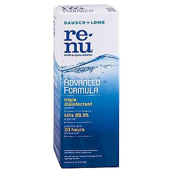 Bausch & lomb renu fresh multi-purpose solution, 4 oz