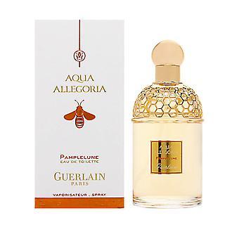 Aqua allegoria pamplelune by guerlain for women 4.2 oz eau de toilette spray