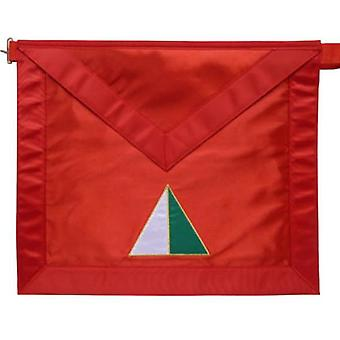 Masonic scottish rite apron - aasr - 26th degree