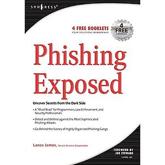 Phishing Exposed by James & Lance